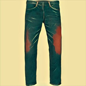 Traumdeutung Jeans