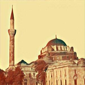Traumdeutung Moschee