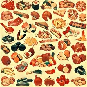 Traumdeutung Lebensmittel