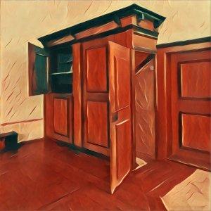 Traumdeutung geheime Zimmer