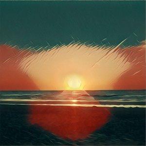 Traumdeutung Sonnenuntergang