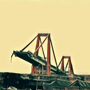 Traumdeutung Brückeneinsturz