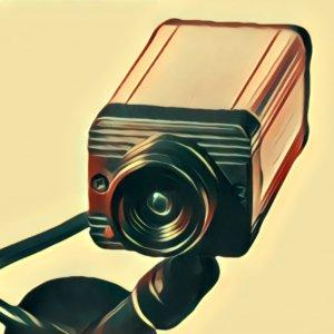 Traumdeutung Überwachungskamera