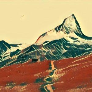 Traumdeutung Alpen