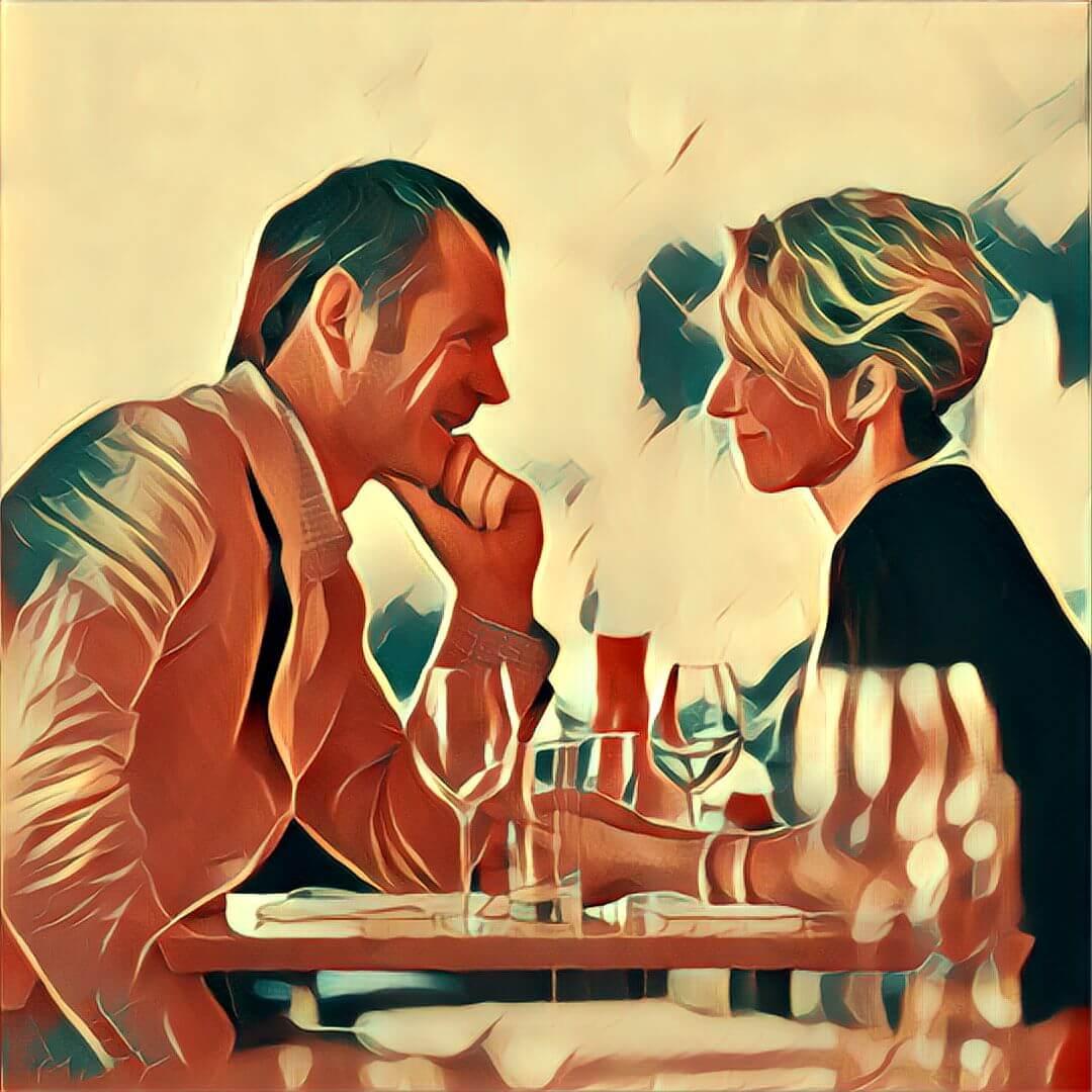 Flirten kennenlernen