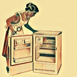 Traumdeutung Kühlschrank
