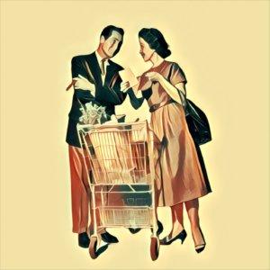 Traumdeutung Einkaufswagen