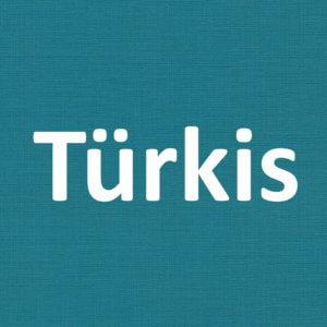 Traumdeutung türkis