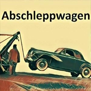 Traumdeutung Abschleppwagen