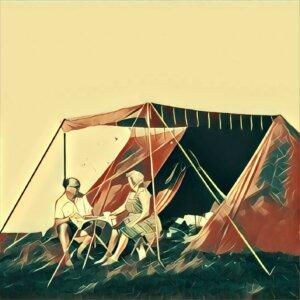 Traumdeutung Campingplatz