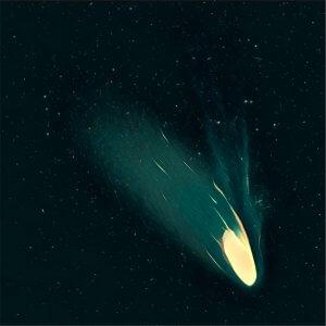 Traumdeutung Komet