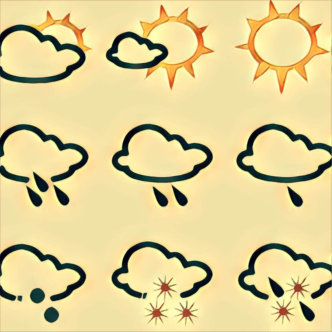 Wetter - Traum-Deutung