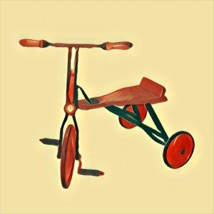 Traumdeutung Dreirad