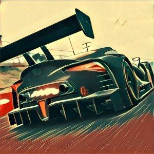 Traumdeutung Rennwagen