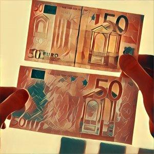 Traumdeutung Falschgeld