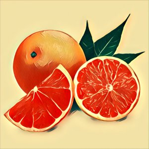 Traumdeutung Grapefruit