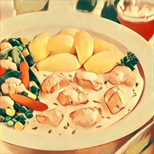 Traumdeutung Mittagessen
