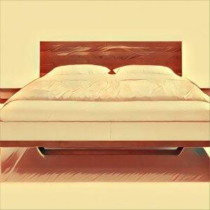 Traumdeutung Doppelbett