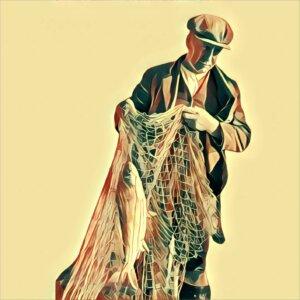 Traumdeutung Fischernetz
