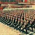 marschieren