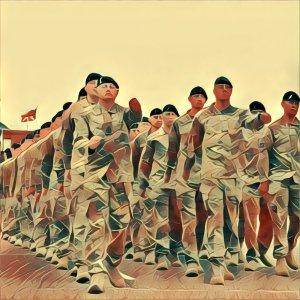 Traumdeutung Regiment