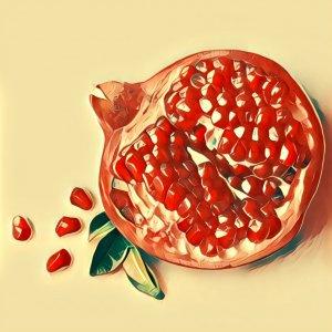 Traumdeutung Granatapfel
