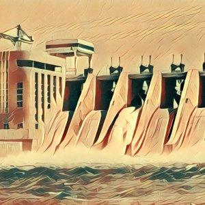 Traumdeutung Staudamm