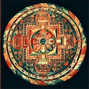 Traumdeutung Mandala