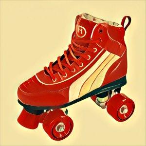 Traumdeutung Rollerskates