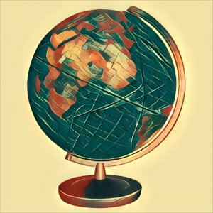 Traumdeutung Globus
