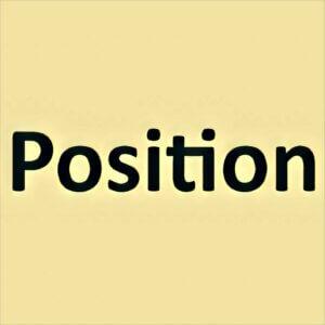 Traumdeutung Position