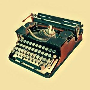 Traumdeutung Schreibmaschine
